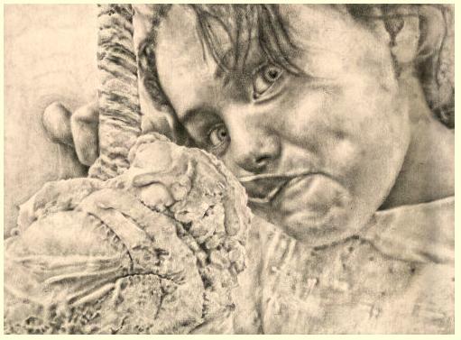 Artwork of Frances Treanor selected for Texaco commemorative 2014